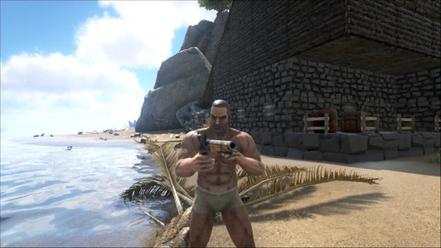 Ark Survival Evolved Primitive Plus Beach