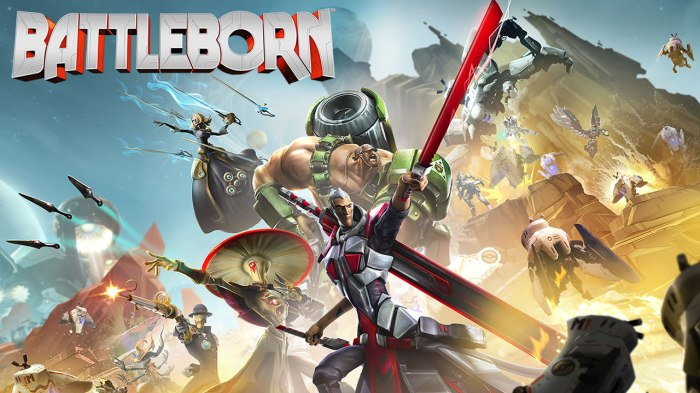 Battleborn Main