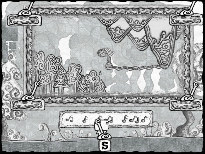 Don't Kill Her Wuthrer Indie Platformer Hand Drawn