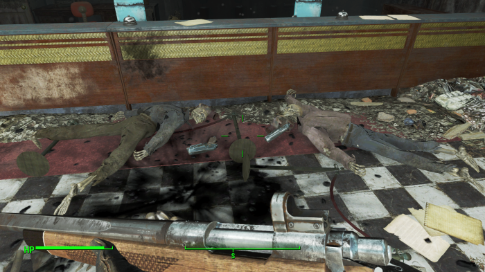 Fallout 4 Story Bank Job