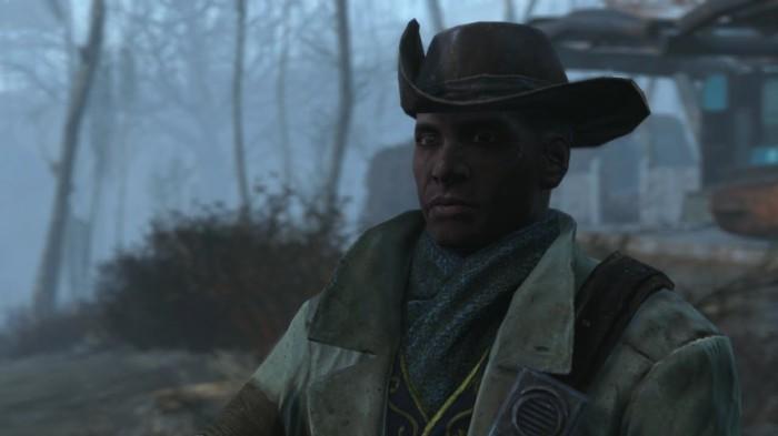 Fallout 4 Preston Garvey Minutemen