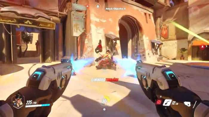 Overwatch FPS Blizzard Entertainment