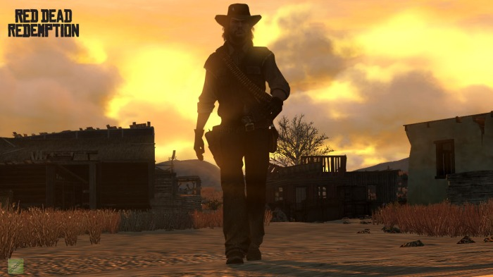 Rockstar Red Dead Redemption Video Game Xbox 360 Playstation 3 Western Review