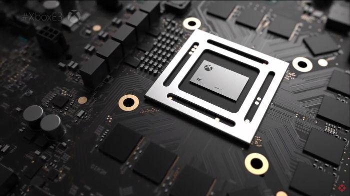 Xbox One Project Scorpio E3 2016 Microsoft Console