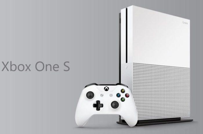 Xbox One S Microsoft Project Scorpio Console