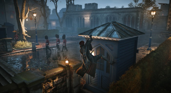 Assassin's Creed SYndicate shadows