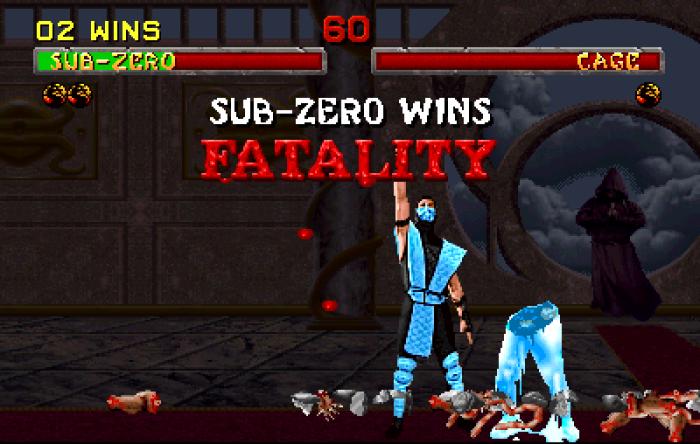 Mortal Kombat Fatality Gamer Player Culture