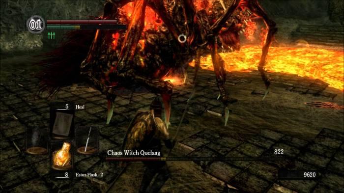 Dark Souls Spider