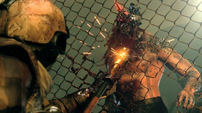 Metal Gear Solid Metal Gear Survive 4-player co-op survival zombie Konami Hideo Kojima