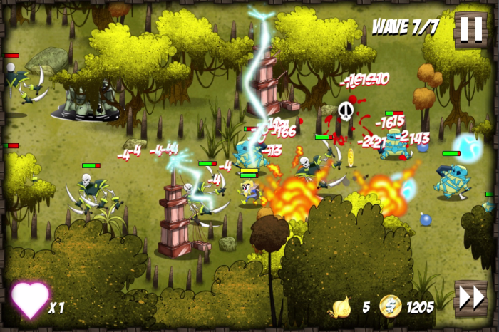 Queen Bee Games indie gaming #indiedev Onion Force Disney Tower Defence Action Adventure