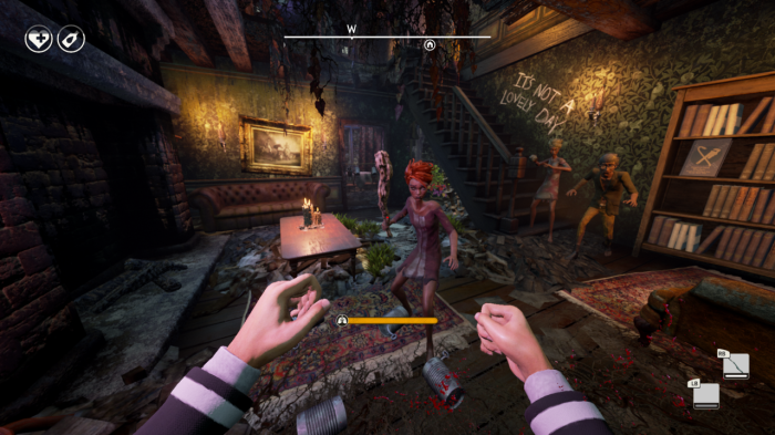 We Happy Few COmpulsion Games Early Access Preview Xbox One PC Survival Simulator Combat