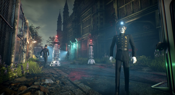 We Happy Few Compulsion Games Early Access Preview Xbox One PC Survival Simulator Bobbies