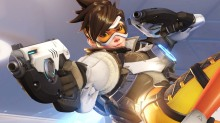 Blizzard Overwatch FPS Shooter Xbox One PC PlayStation 4 Hype Tracer